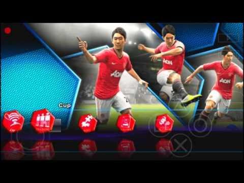 Winning Eleven 2013 patch Japanese version PSP HD