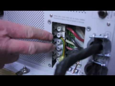 Xantrex Freedom SW Inverter/Charger Installation - Part 2