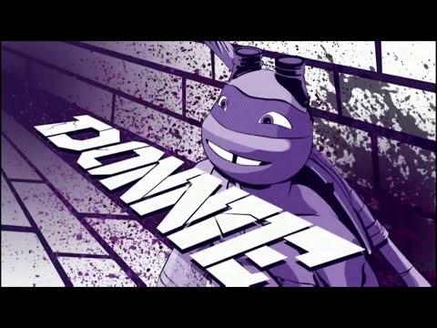 TMNT 2012 Opening (2003 Theme)