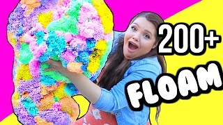 200 PACKETS OF FLOAM!