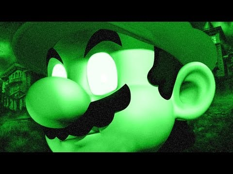 HUNTED BY MARIO (The Hidden)