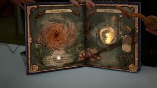 GameSpot Reviews - Wonderbook_ Book of Spells