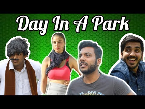 A Day In A Park | RealSHIT thumbnail