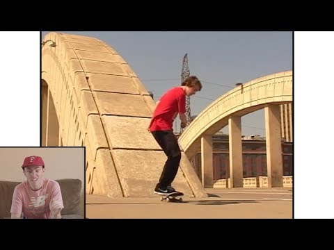 Davis Torgerson rewatches his Boondoggle part... again