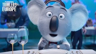 SING new Trailer pumps up the Pop Songs and Adorable Animals