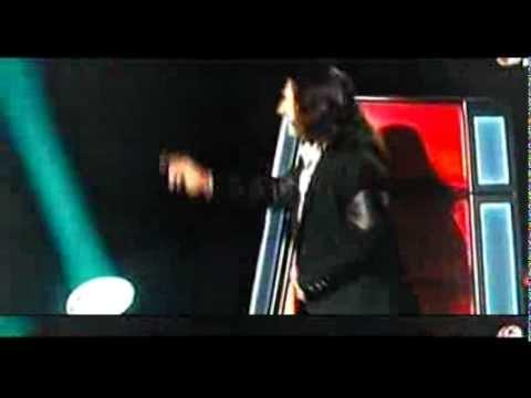 La Voz Mexico 3 - Thomas - Esta Tarde Vi Llover (programa 2)