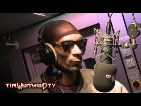 Westwood - Snoop Dogg freestyle *HOT* 1Xtra