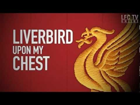 A Liverbird upon my chest