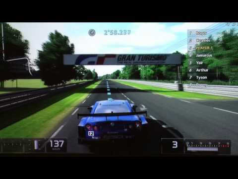 Gran Turismo 5 Le Mans 24 *hot Sex In The Car* Prototypes Hd Gameplay video