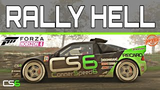 Rally Hell - Hoonigan RS200 - Custom Route Creator Forza Horizon 4