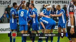 Chorley 0-1 Salford City - National League North 08/08