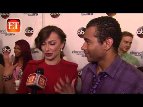 'DWTS' 17 The New Cast Talks ET!