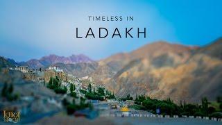 Stunning timelapses of Ladakh - Timeless journey in 4k
