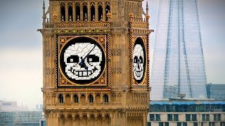 "Megabongvania | Big Ben plays ""Megalovania"" from Undertale one more time"