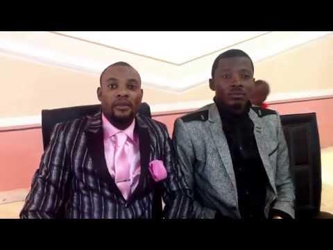 Prophete samuel mususu beni et pastor Landry a Luanda Angola chez le pastor Paulo kavuba kazinga fim