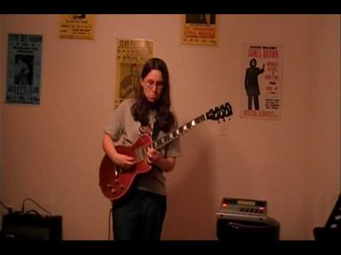 Alicia (age 15) pays a tribute to BB King