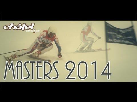 Les Championnats de France Masters 2014 à Châtel