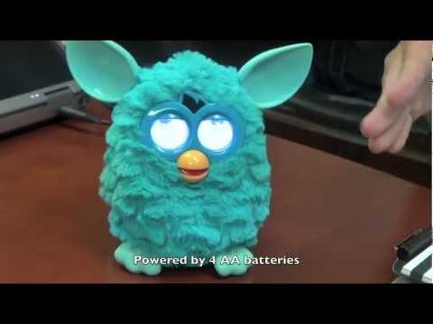 Furby. 2012 Edition