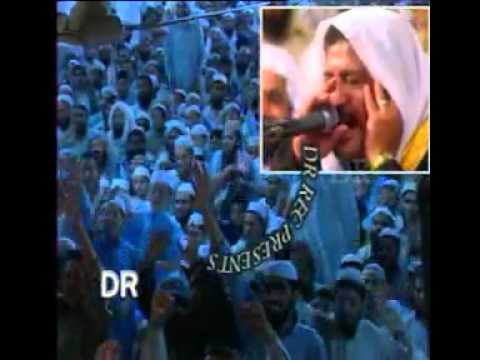 World Longest Breath, Qari Rafat Hussain video
