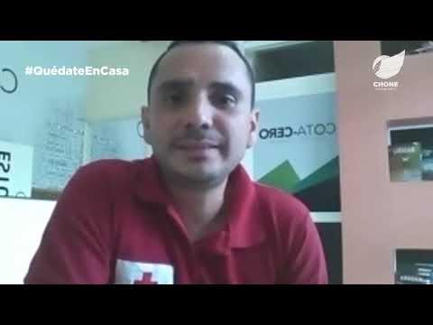 Hablemos en Casa - Episodio 19 - Edison Mendoza, Cruz Roja