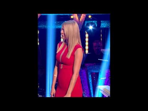 Tess Daly   Strictly Come Dancing 12 10 13