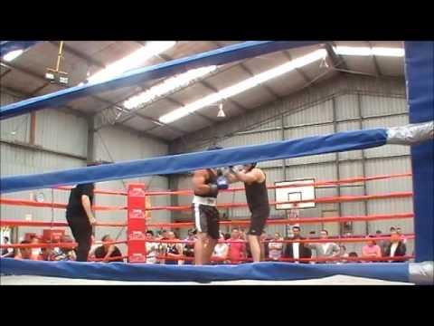 Lilydale Show 2011 Boxing Match Lilydale 2011