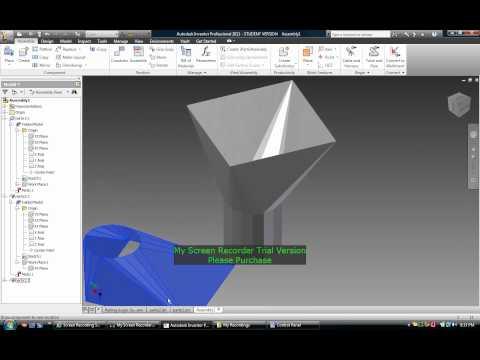 autodesk inventor 2011 español sheet metal