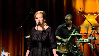 Watch Adele Right As Rain video