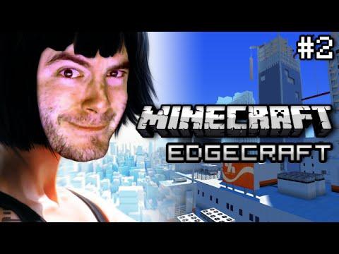 Minecraft: POLICE CHASE (Edgecraft Part 2)