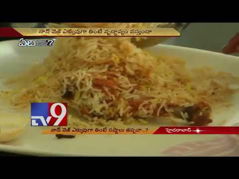 Non veg makes you grow old fast? - TV9