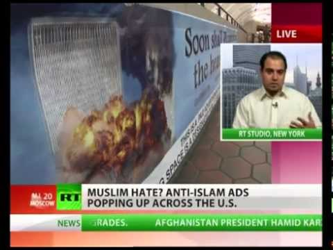 Anti-islam Ads Spreading Across America video