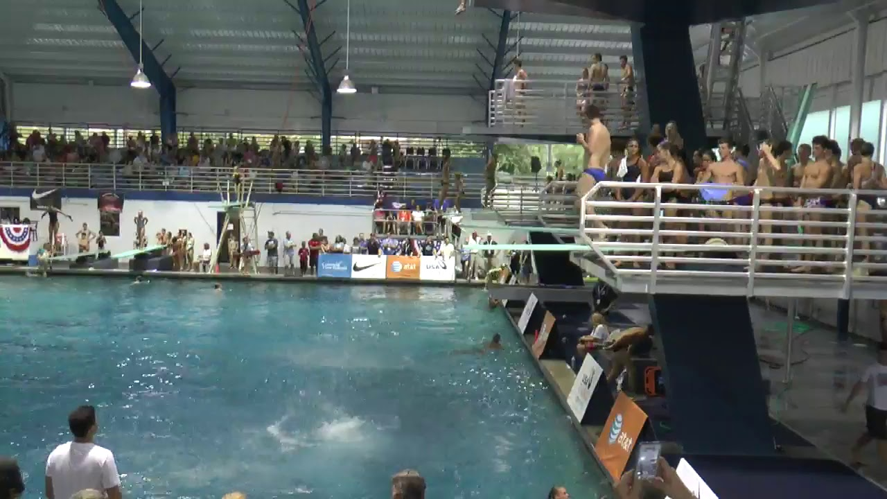 3 Meter - 2015 USA Diving National Champs - Day 2