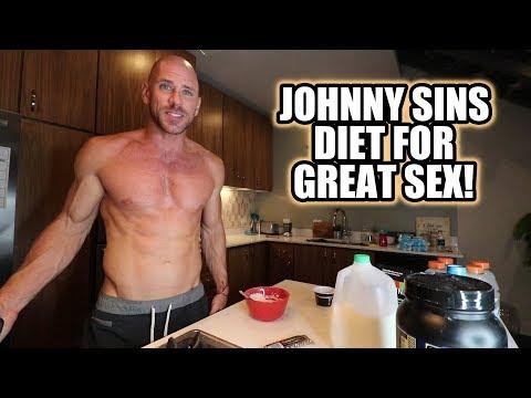 Johnny Sins Diet for Great Sex ! Vlog #8 || SinsTV thumbnail