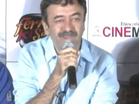 Rajkumar Hirani Talks About The Progress Of Munnabhai Chale America Bollywood News