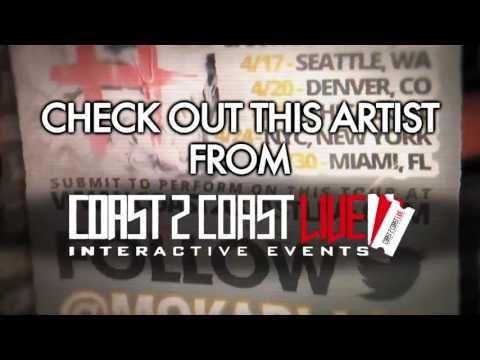 Antonio Fixx Performs at Coast 2 Coast LIVE | Tampa Edition 6/20/16 - 3rd Place