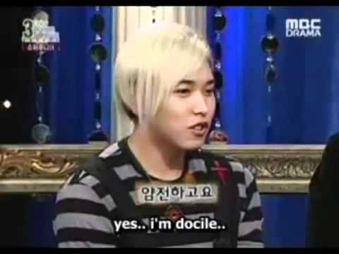 The Super Junior Guide - Lee Sungmin