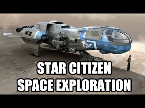 Deep Space Exploration with Chris Roberts [Star Citizen]