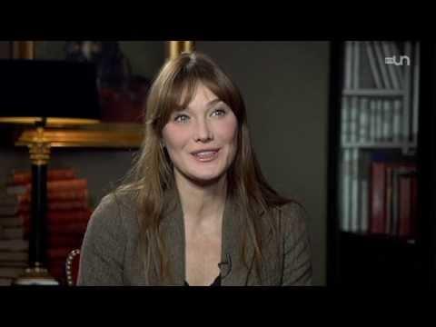 Pardonnez-moi - L'interview de Carla Bruni