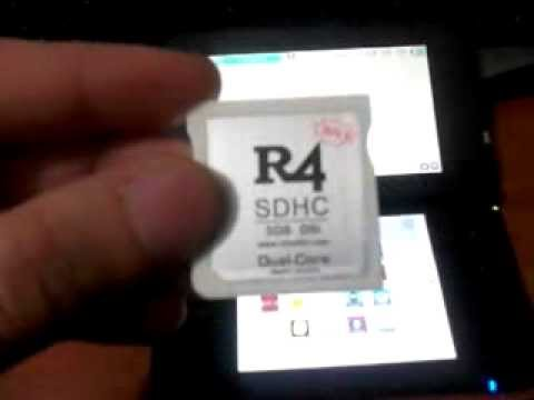 3DS XL pantalla blanca por Update a R4. fw de 3DS 6.2.0-12U