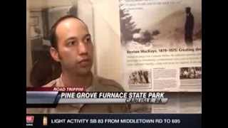 Pine Grove Furnace State Park Gets a Visit from Baltimore FOX 45