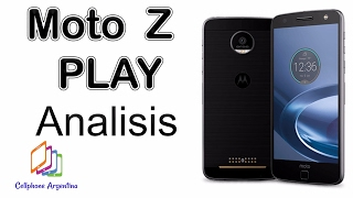 MOTO Z PLAY, ANALISIS COMPLETO! (review español)