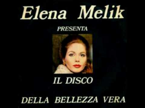 Elena Melik_IL DISCO DELLA BELLEZZA VERA