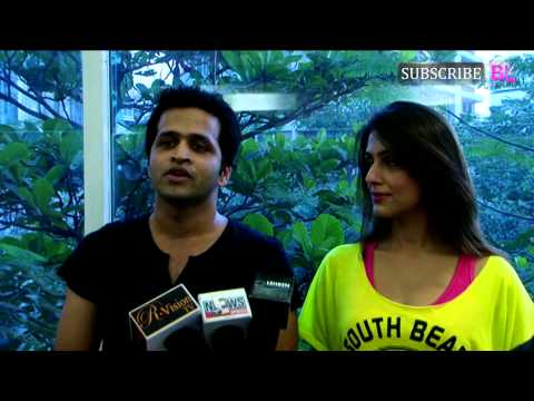 Aarti Chhabria at dance rehearsals for New Year Show 2014