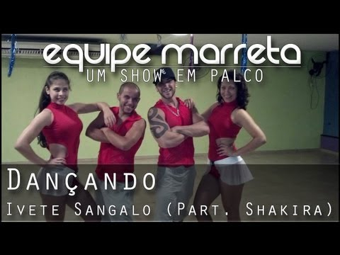 Danando - Ivete Sangalo (Coreografia Professor Jefin)