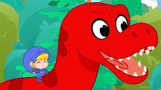 Morphle | The Dinosaur Race | Animals for Kids | Learning for Kids | Kids Videos