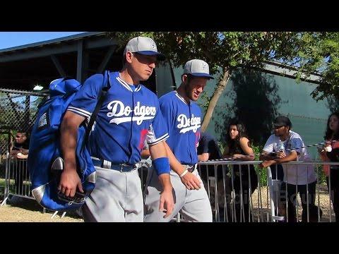 Dodgers Kershaw Greinke Ryu Urias & More Today 3-7-2015