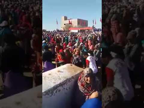 فيديو من عين المكان فاجعة سيدي بولعلام  -الصويرة- #1
