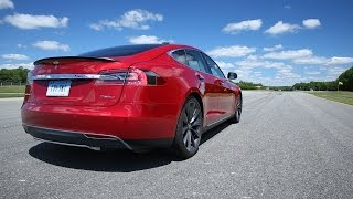 Tesla P85D Handling, Braking, 0-60 Test Results | Consumer Reports