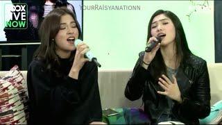 Raisa Isyana Anganku Anganmu At Joox Live Now