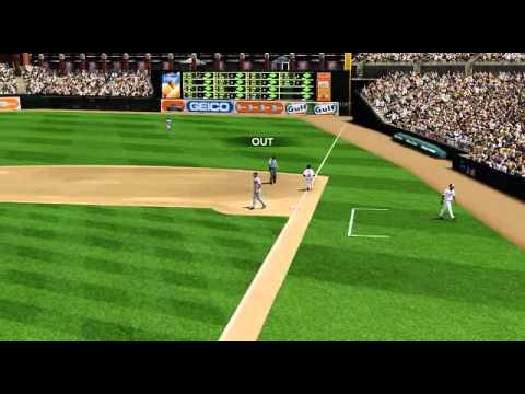 MLB 2K12 Toronto Blue Jays Mark Buehrle VS Baltimore Orioles Wei-Yin Chen